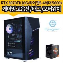 시그니처 HE5637T 라이젠5 4세대 5600X/ RTX3070Ti / 16G / 480G