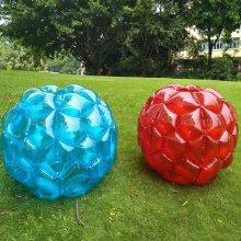 [해외직구] 범퍼볼 탱탱볼 에어볼 풍선게임 PVC 풍선놀이 90cm