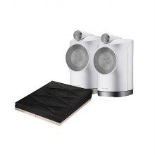 B&W Formation Duo(White) + Audio 하이파이 오디오 패키지