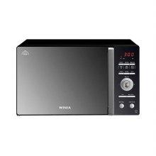 전자레인지 WKRL260EBW (26L, 요리거울, 11단계 출력, Smart ZERO 기능)