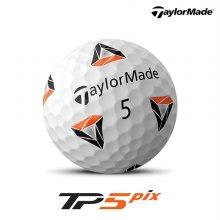 [테일러메이드 공식]  21년 TP5/TP5x pix 골프공