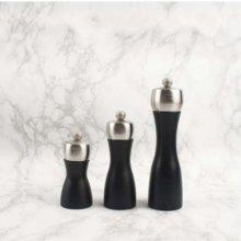 솔트밀 소금갈이 그라인더 소금통 무광 블랙 15cm