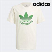 아디다스 아동 반팔티 /A32- GN4204 / 키즈 스탠스미스 티셔츠