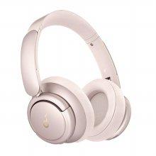 사운드코어 라이프 Q35 노이즈캔슬링 헤드폰[핑크][A3027]