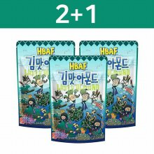 [길림] 2+1 김맛 아몬드 120g