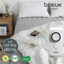 [보국]전기요 BAF/EMF인증 전기장판 세탁가능 1607D(더블)