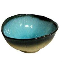 나뭇잎 샐러드볼 대접 그릇 접시 쿠프 믹싱볼 대 24cm